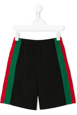 Gucci Stripe-detailed shorts