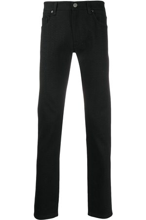 Fendi Hombre Rectos - Jeans rectos con logo