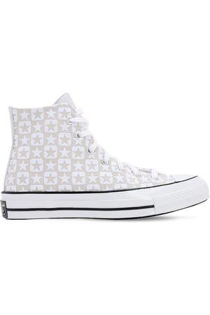 "Converse Sneakers ""chuck 70"" De Lona Cauchutada"