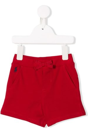 Ralph Lauren Shorts con logo bordado