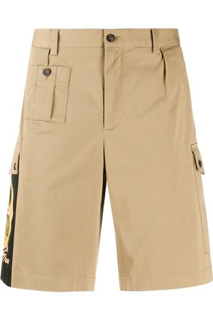 Dolce & Gabbana Bring Me To The Moon cargo shorts