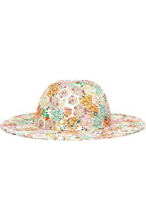 BONPOINT Floral cotton bucket hat