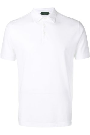 ZANONE Playera tipo polo lisa