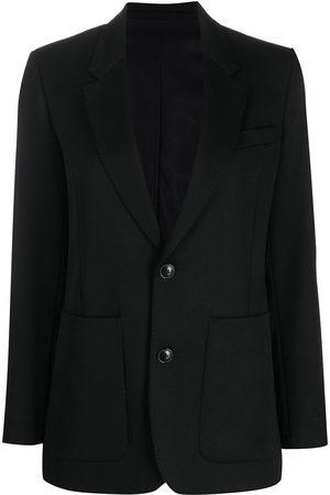 Ami Mujer Sacos - Saco de vestir con botones