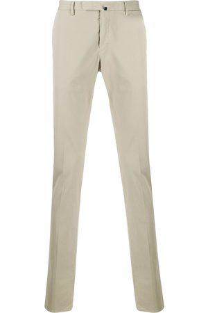 Incotex Pantalones tipo chino de corte slim