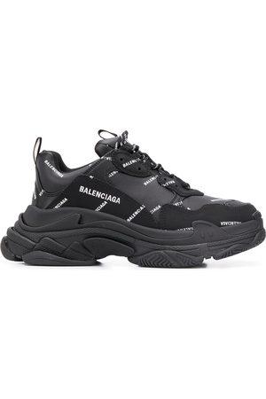 Balenciaga Allover Logo Triple S sneakers