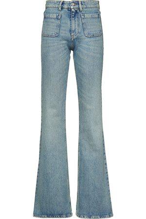 Miu Miu Mujer Acampanados - Jeans Jane