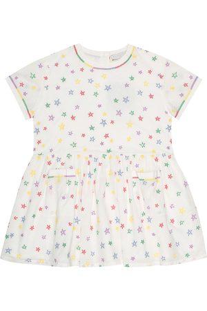Stella McCartney Embroidered cotton dress