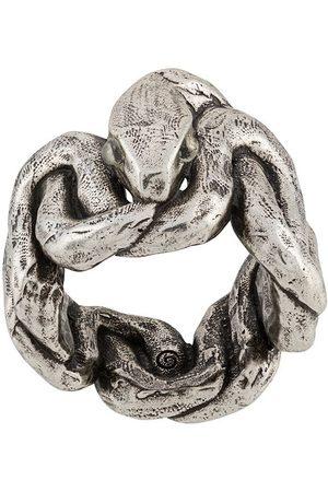 Goossens Anillos - Anillo en forma de serpiente