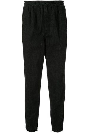 Ermenegildo Zegna Jeans estilo joggers estampados