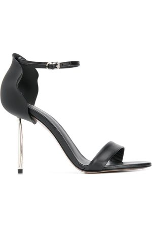 LE SILLA Metal heel sandals