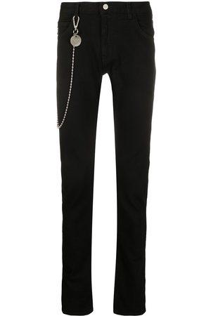 Emporio Armani Jeans con detalle de cadena
