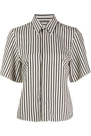 Ami Camisa manga corta a rayas
