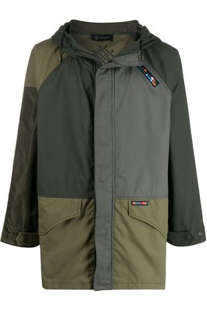 Mr & Mrs Italy Parka estilo patchwork