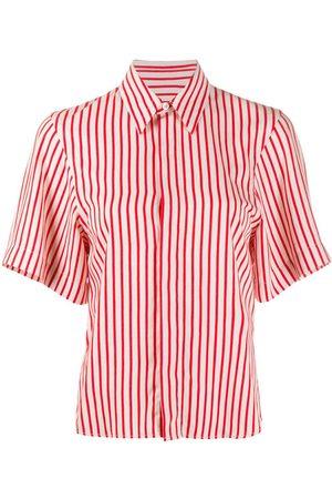 Ami Camisa manga corta con botones invisibles