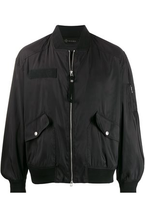 Mr & Mrs Italy Flap pocket bomber jacket