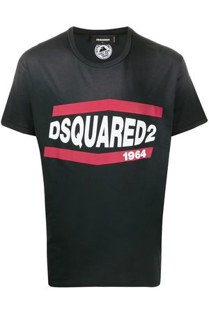 Dsquared2 Logo print short-sleeved T-shirt