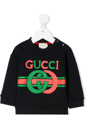 Gucci Sudadera con estampado de GG