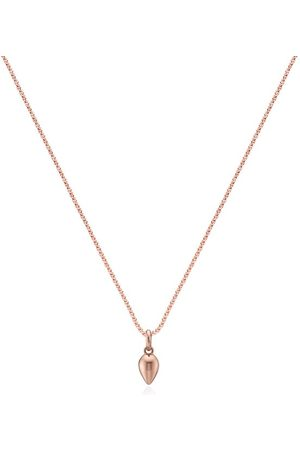 Collares - Rose Gold Vermeil Fiji Bud Necklace Set