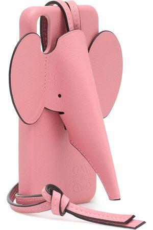Loewe Elephant leather iPhone X case