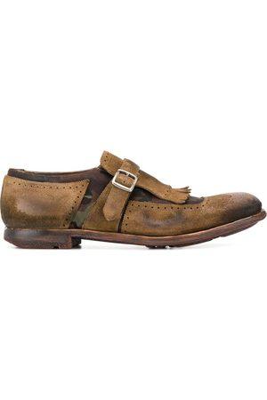 Church's Hombre Oxford - Zapatos derby con correa con hebilla
