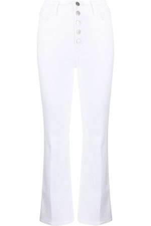 J Brand Mujer Capri o pesqueros - Cropped flared trousers