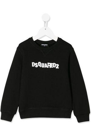 Dsquared2 Sudadera con sello del logo