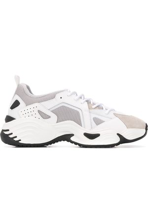 Emporio Armani Chunky low top sneakers