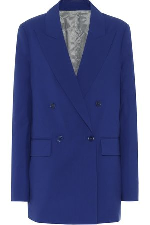 Joseph Marshall cotton and cupro blazer