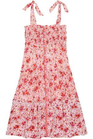 POUPETTE ST BARTH Triny floral cotton dress