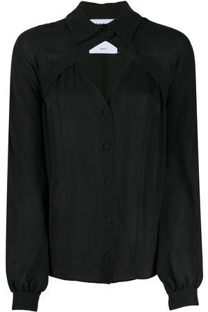 Moschino Cut-out shirt blouse