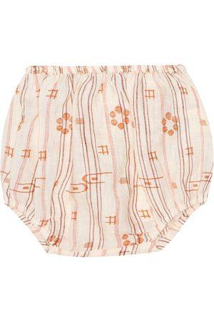 Caramel Baby Richmond linen bloomers