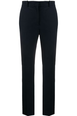 Joseph High-rise straight-leg trousers