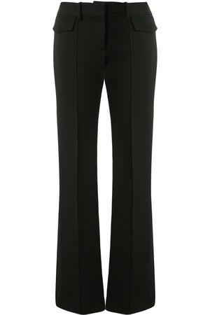DION LEE Mujer Slim y skinny - Pantalones de talle bajo con bolsillos