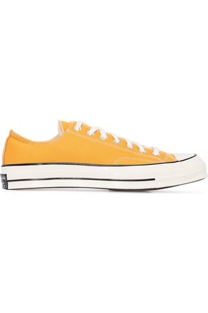 Converse Yellow chuck taylor 70 low top sneakers