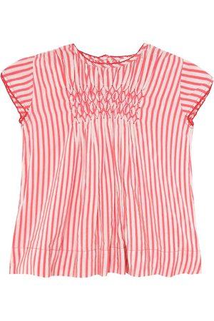 Caramel Baby Clapham striped dress