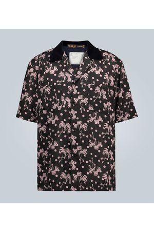 SACAI Sun Surf Palm Tree shirt