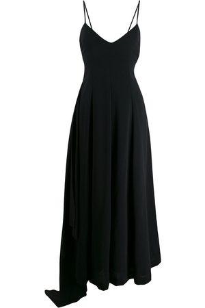 Ami Mujer Vestidos - Vestido con panel lateral drapeado