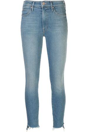 Mother Stunner high-rise skinny jeans