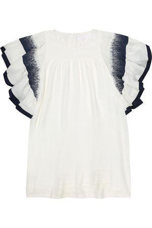 Chloé Stretch-silk dress