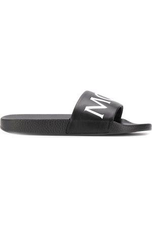 Moncler Mujer Flip flops - Chanclas con logo en relieve