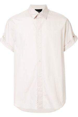 3.1 Phillip Lim Camisa manga corta con botones