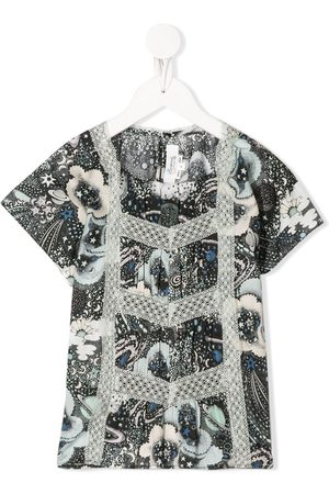 BONPOINT Galaxy-print top