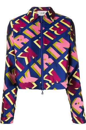 Kirin Repeat logo jacket