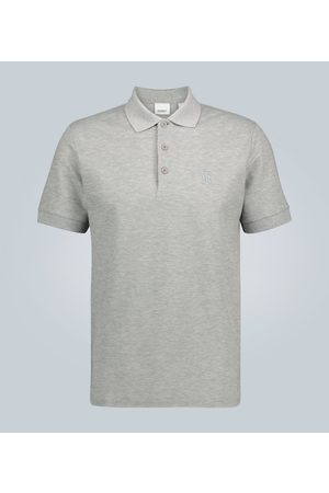 Burberry Hombre Polos - Eddie cotton polo shirt