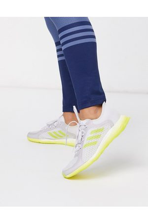 adidas Adidas Running focus breathe trainers in white