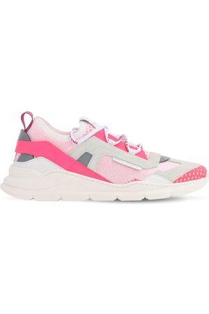 Dolce & Gabbana Sneakers Slip-on De Punto Y Ante