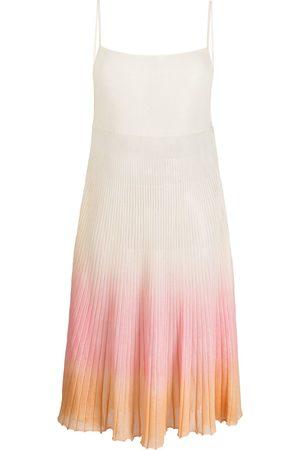 Jacquemus Mujer Batas - Vestido La Robe Helado