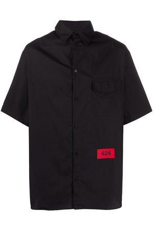 424 FAIRFAX Hombre Manga corta - Camisa manga corta