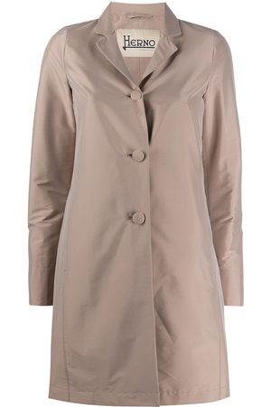 HERNO Mujer Abrigos - Impermeable con botones